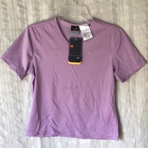 Nike Dri Fit running active tee Sz XS New!